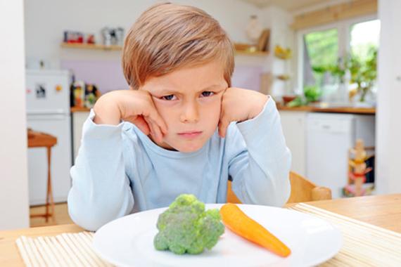 Zaburzenia jedzenia u dzieci i młodzieży